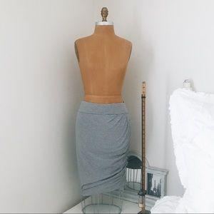Rare lululemon ruched skirt